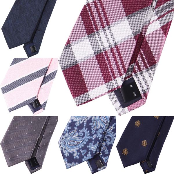 柄・デザインによるネクタイの選び方