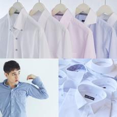 柄・生地によるシャツの選び方