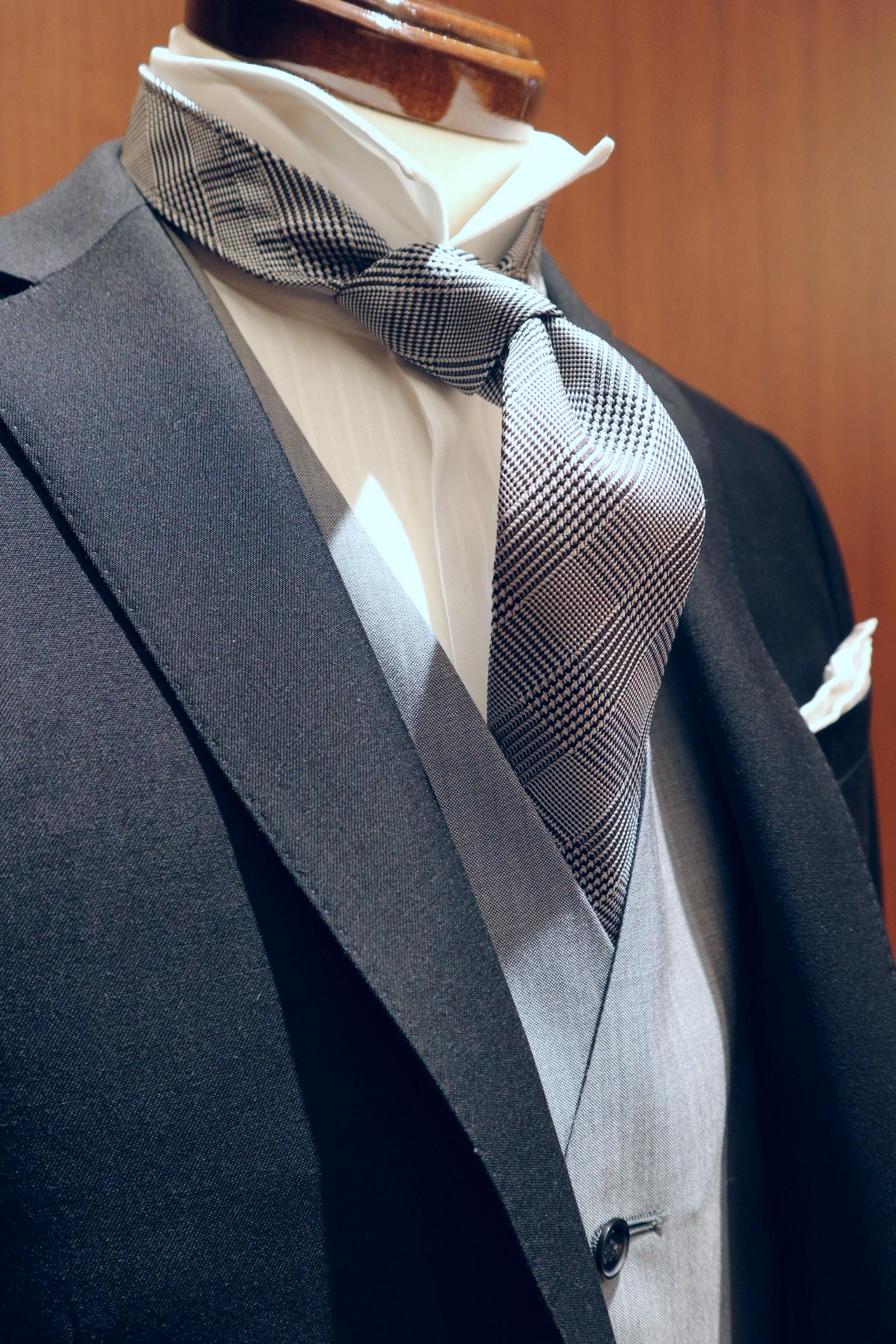 結婚 式 礼服 ネクタイ