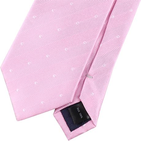 ピンクドットネクタイ