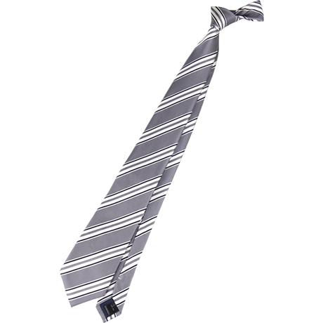 necktie:グレー。落ち着き、勤勉、協調、知的、フォーマルな印象をアピール。ビジネスマンの定番カラーでシャツとあわせやすい