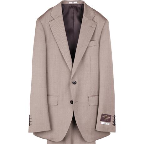 サンドベージュカラー スーツ