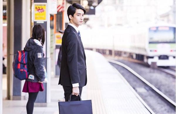 鉄道 スーツ