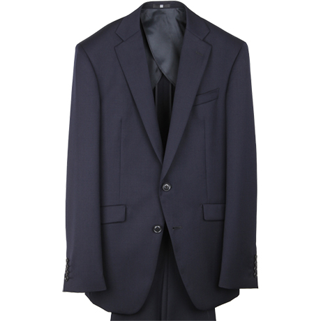 リクルートスーツ紺色