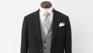 【結婚式】意外と知らないスーツと礼服の違い