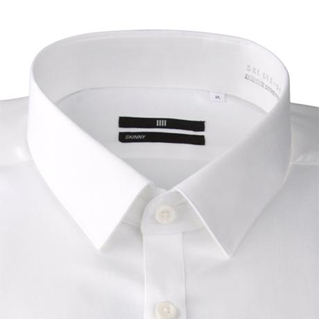 ショートポイントカラーシャツ