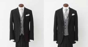 結婚式スーツをオーダーでつくってみた