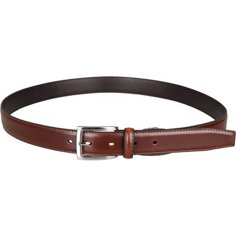 茶色の革ベルト