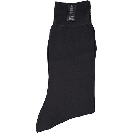 黒無地の礼装靴下