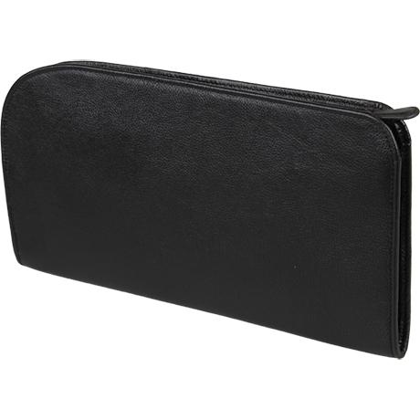 クラッチバッグ 黒 (商品特徴)合皮/20cm×27cm×2cm