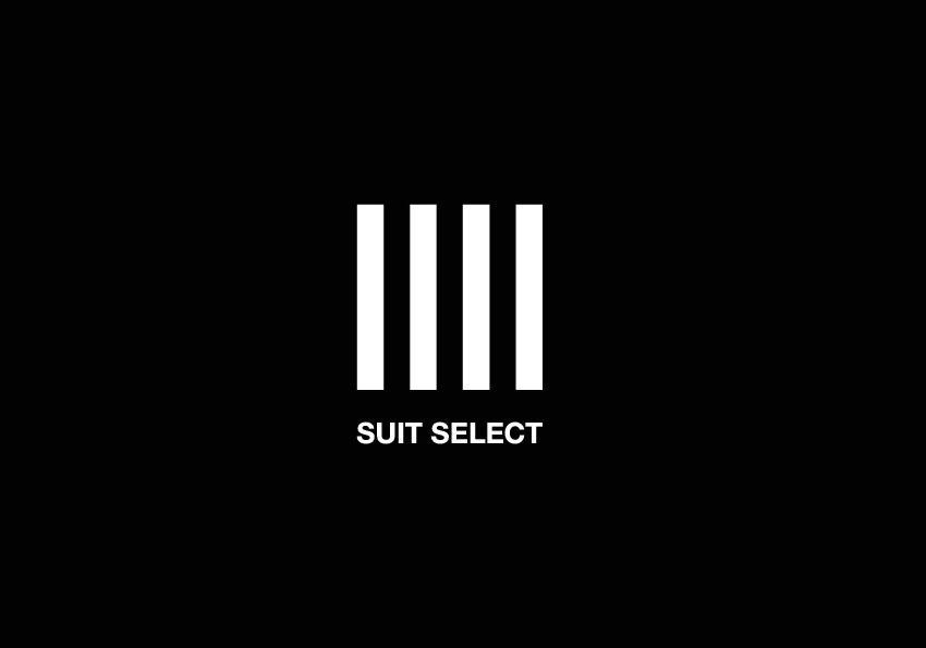 スーツセレクトのフェアフラッグマーク(ロゴ)