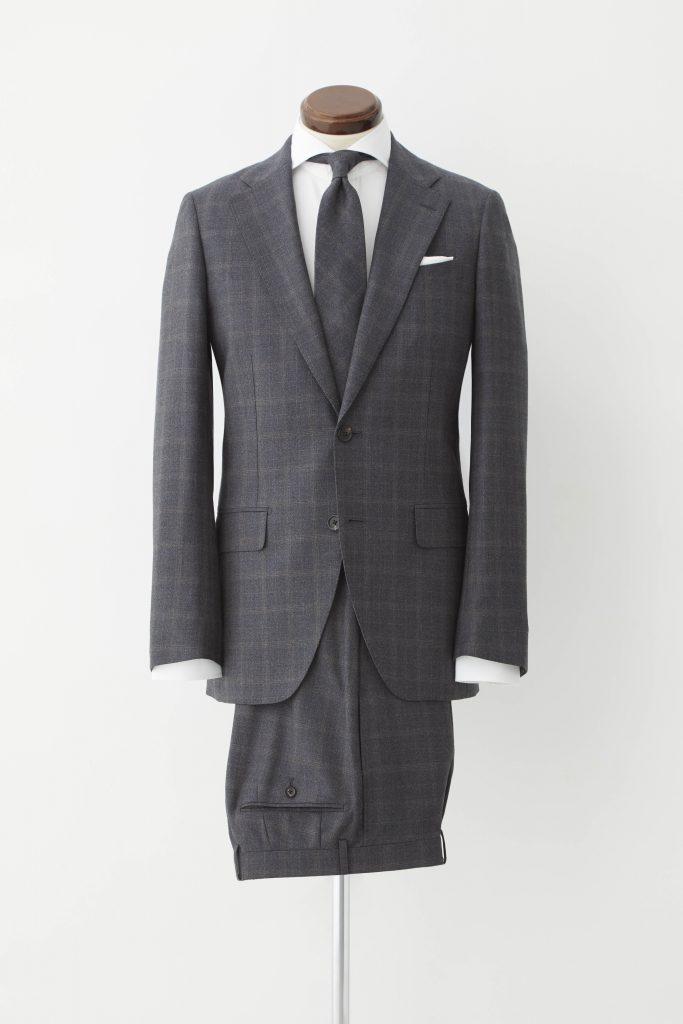 ゼニアのスーツ