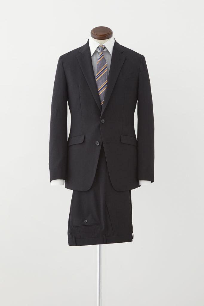 4Sスーツ ブラックカルゼ