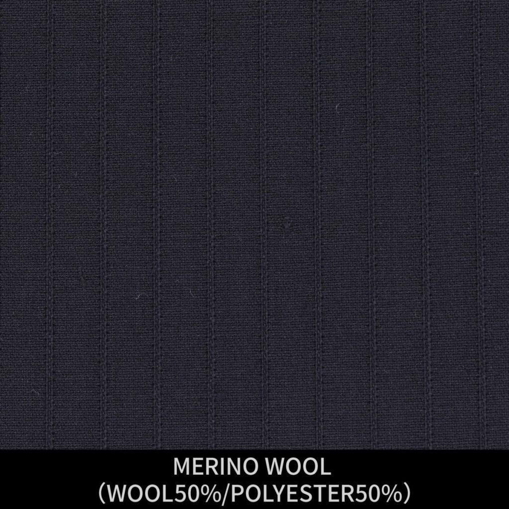 AUTUMNWINTER 【MEN'S】【パターンオーダー】【KSW】スーツ/ブラック×シャドーストライプ/MERINO WOOL (WOOL50%/POLYESTER50%) 商品番号 KSW-086217 ¥ 38,000 +税