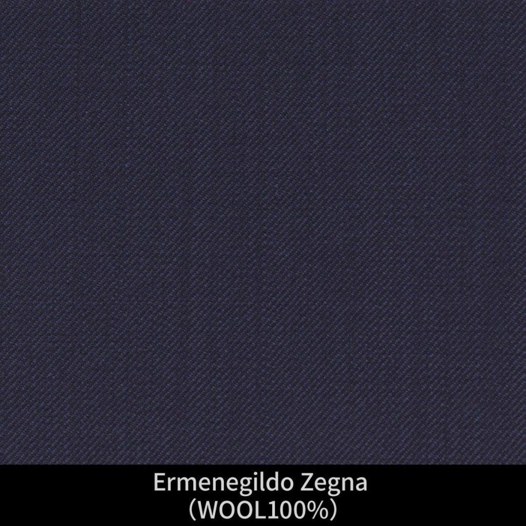 【MEN'S】【パターンオーダー】【KSW】スーツ/ブラック/Ermenegildo Zegna (WOOL100%) 商品番号 KSW-086657 ¥ 68,000 +税