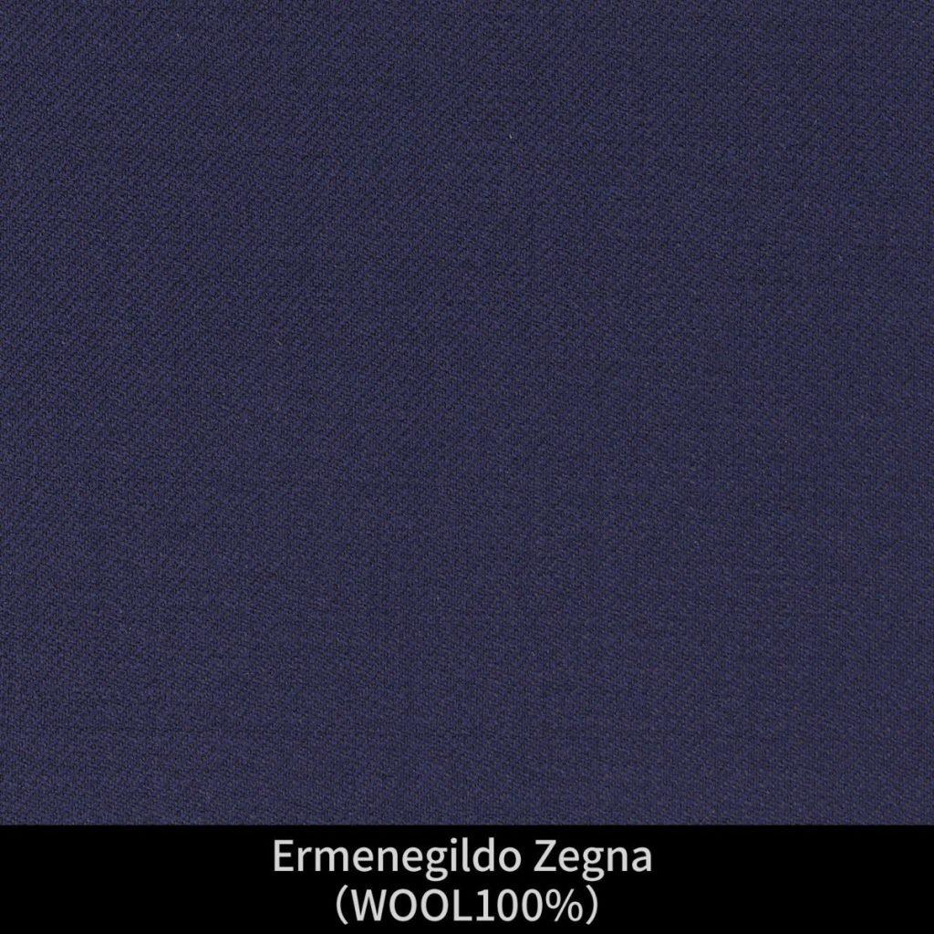 【MEN'S】【パターンオーダー】【KSW】スーツ/ネイビー/Ermenegildo Zegna (WOOL100%) 商品番号 KSW-086665 ¥ 68,000 +税
