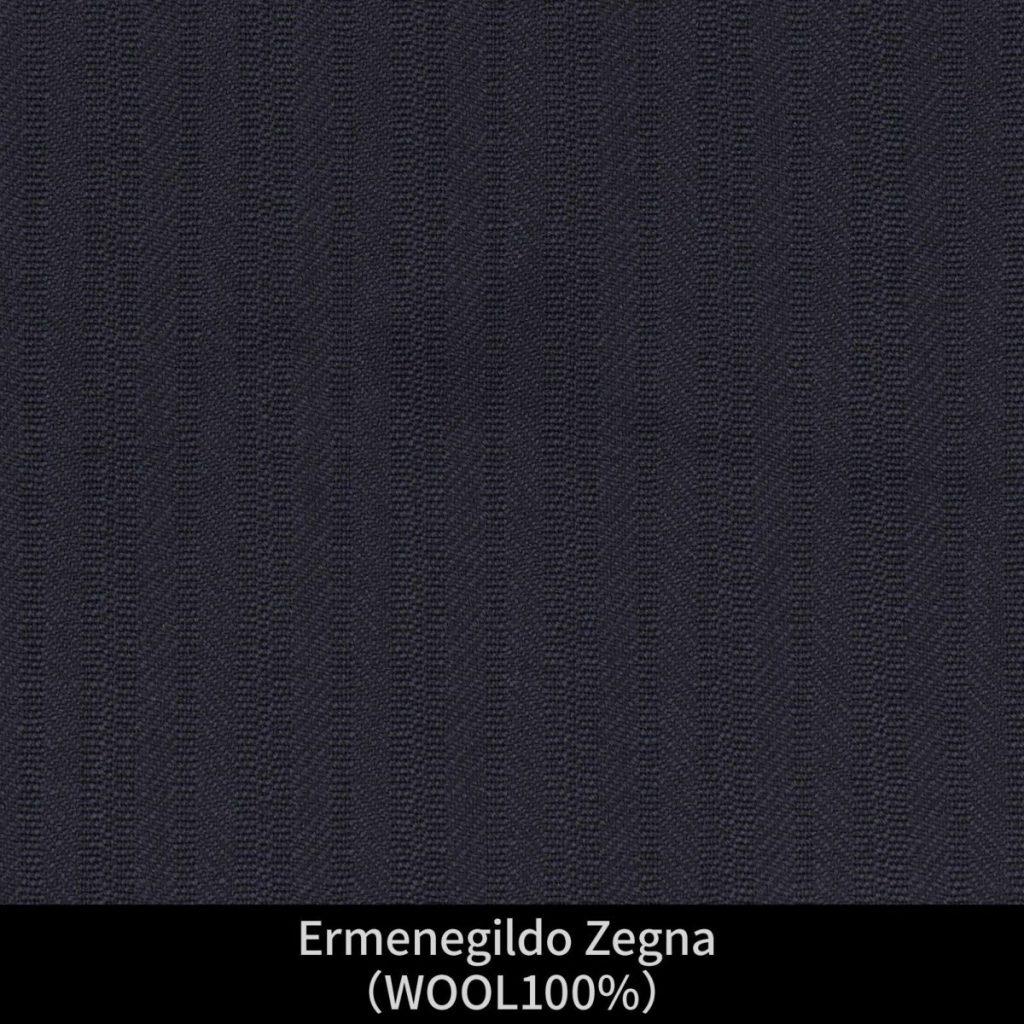 【MEN'S】【パターンオーダー】【KSW】スーツ/ブラック/Ermenegildo Zegna (WOOL100%) 商品番号 KSW-086681 ¥ 68,000 +税