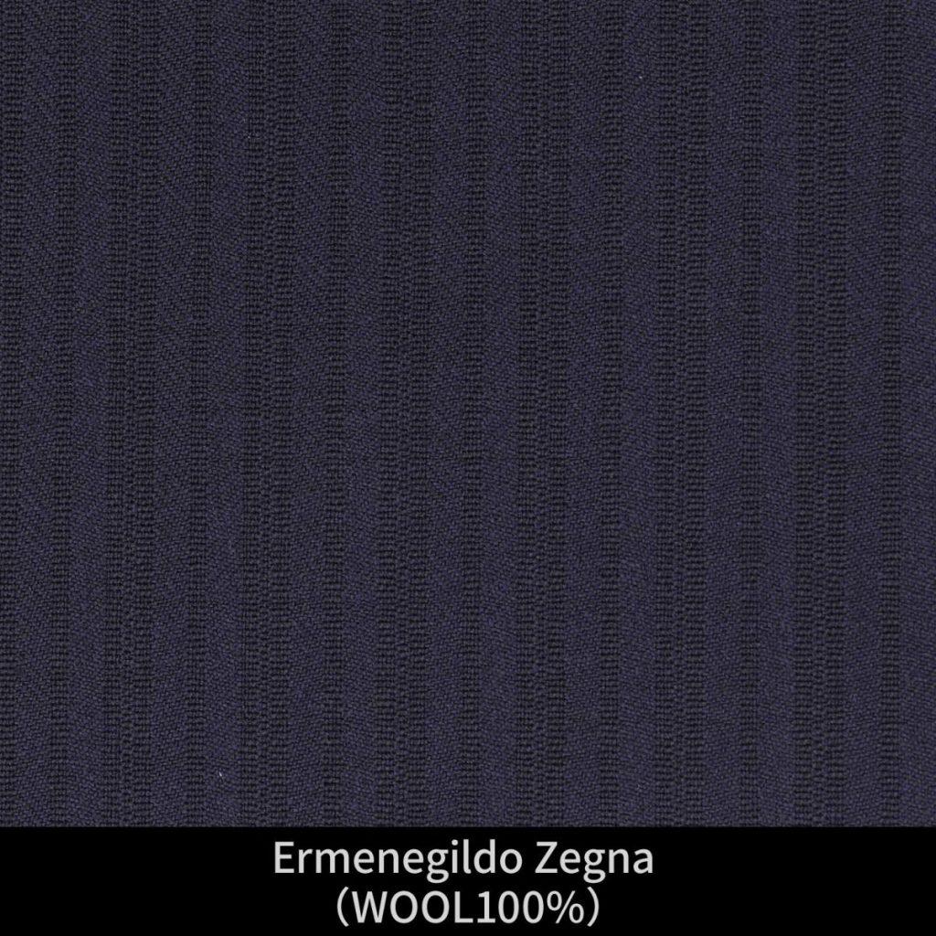 【MEN'S】【パターンオーダー】【KSW】スーツ/ネイビー/Ermenegildo Zegna (WOOL100%) 商品番号 KSW-086699 ¥ 68,000 +税