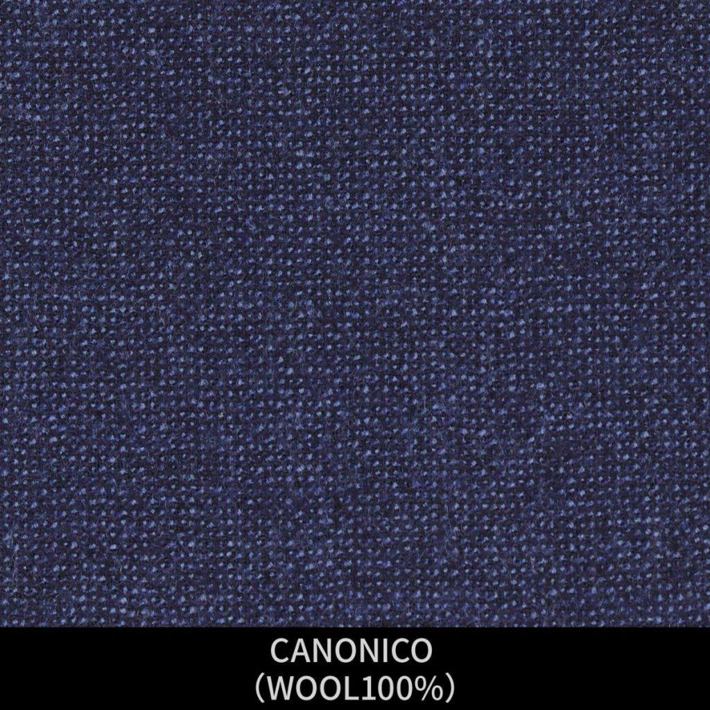 【MEN'S】【パターンオーダー】【KSW】スーツ/ネイビー/CANONICO (WOOL100%) 商品番号 KSW-086649 ¥ 58,000 +税